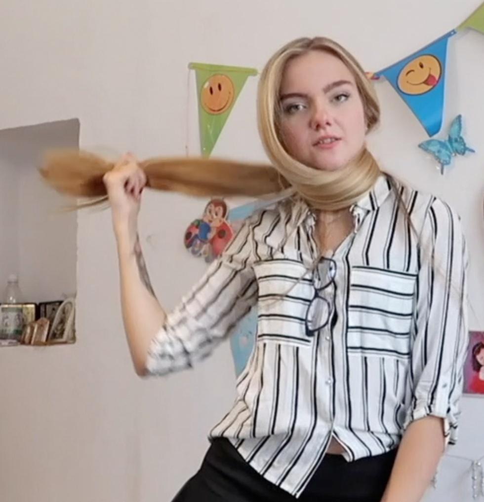 VIDEO - High energy, long hair