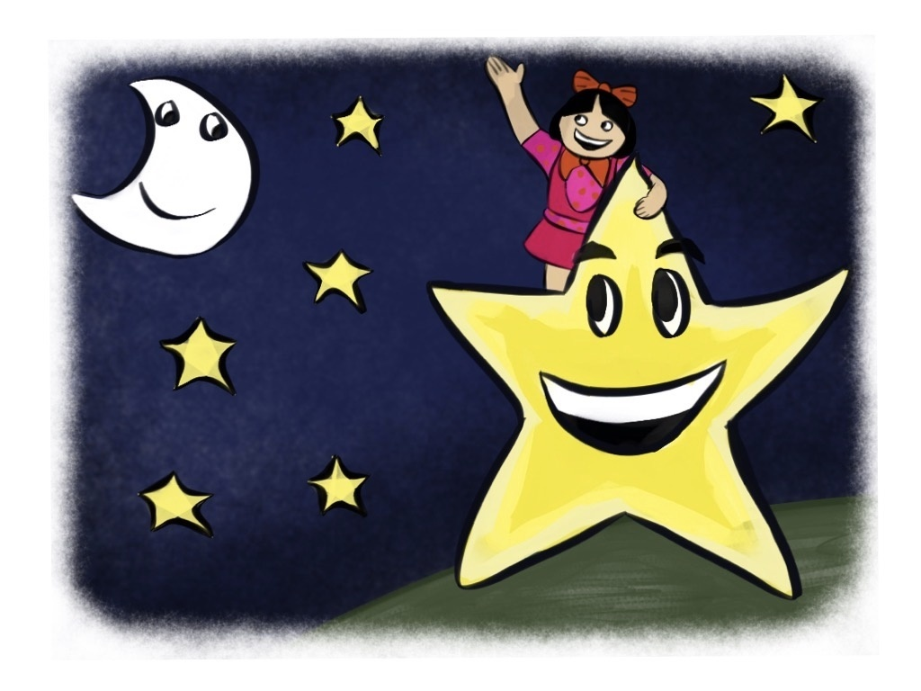 The Falling Star Who Needed Help