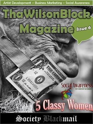 ThaWilsonBlock Magazine Issue6