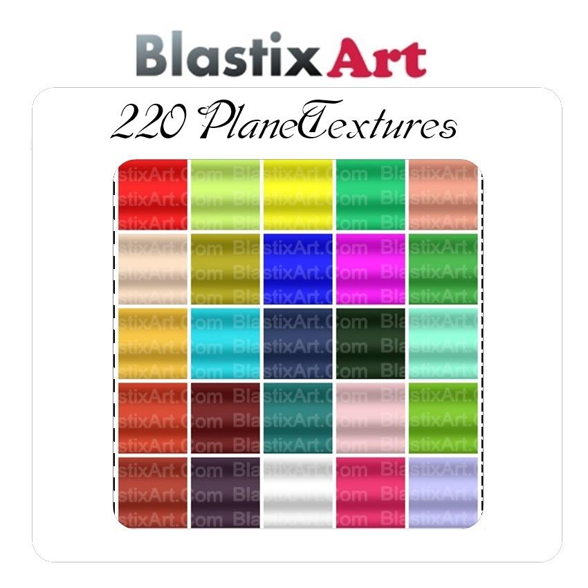 220 plane Textures