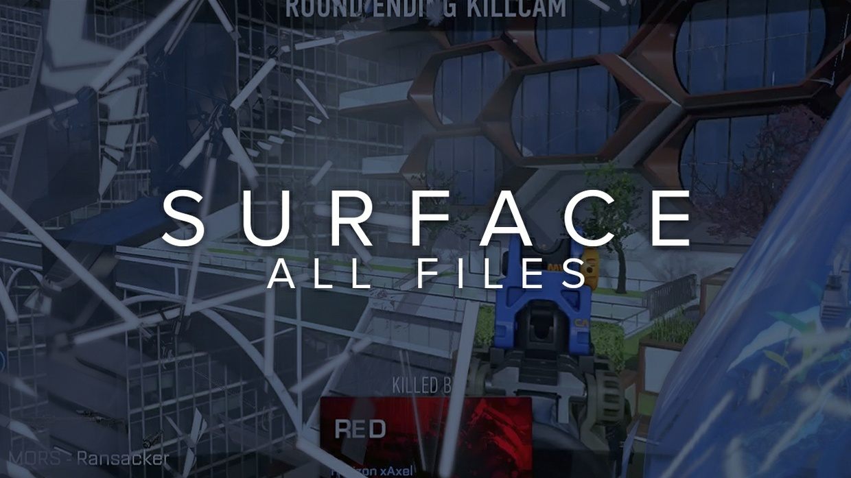 SURFACE - ALL FILES