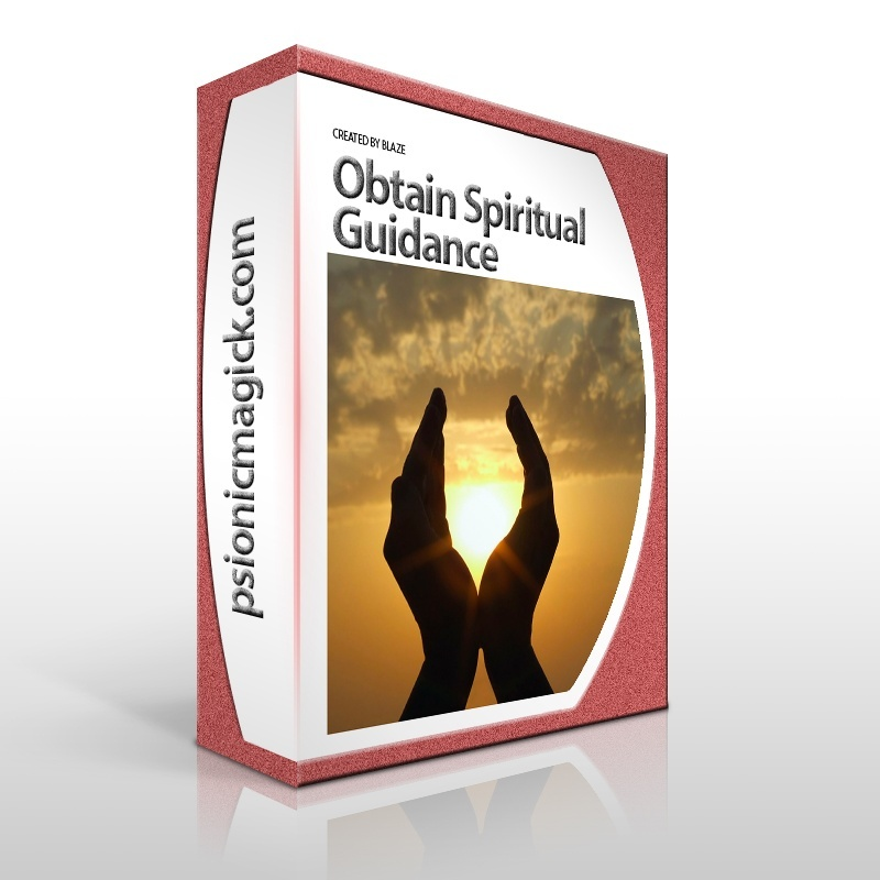 Obtain Spiritual Guidance Sigil