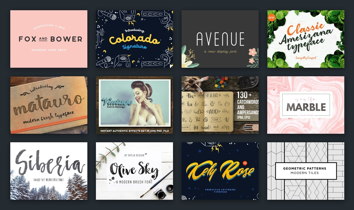 The Marvellous All-in-One Design Bundle