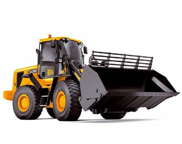 JCB 426, 436, 446 Wheeled Loader Service Repair Workshop Manual DOWNLOAD
