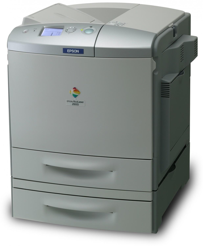 EPSON AcuLaser C2600/2600 A4 Full Color Laser Printer Service Repair Manual