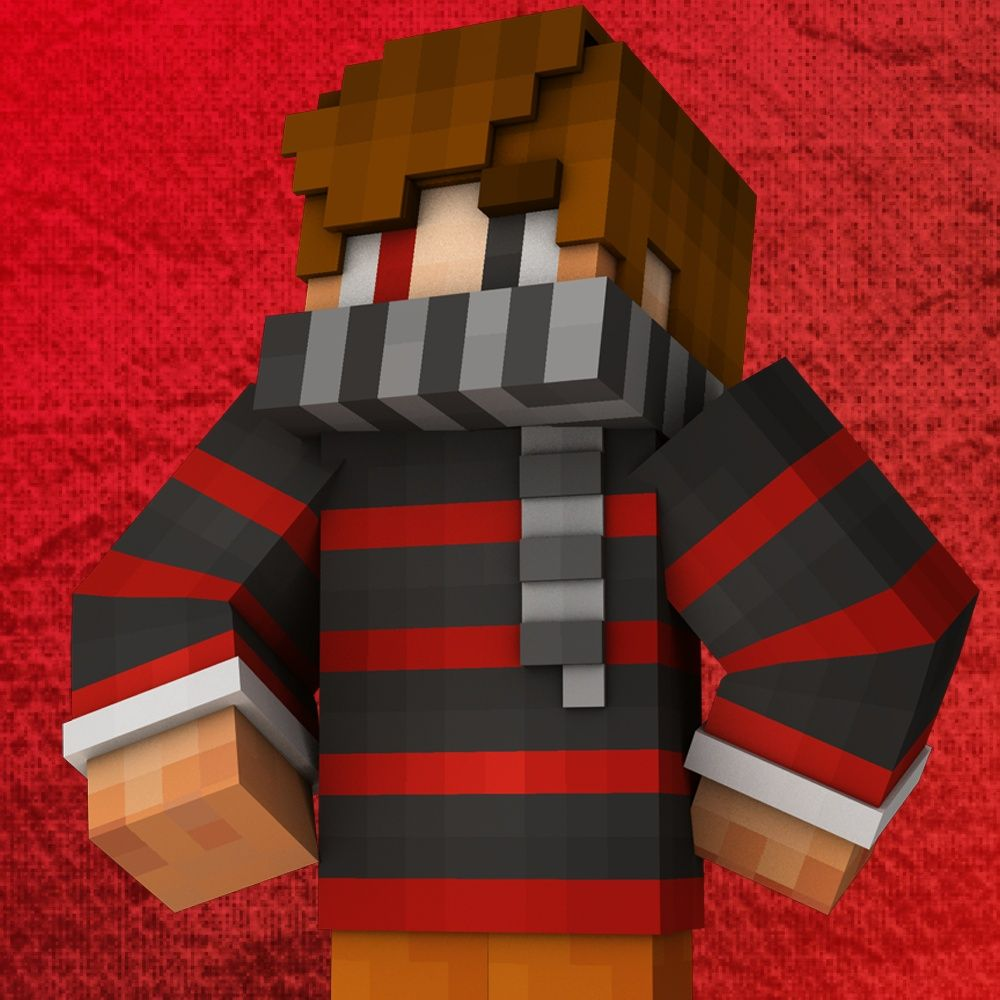 1 EXTRUDED Minecraft Profile Picture