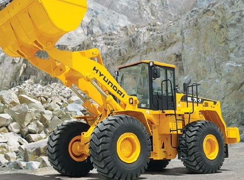 Hyundai HL770-7A Wheel Loader Service Repair Manual Download