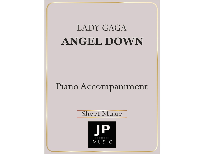 Angel Down - Piano Accompaniment