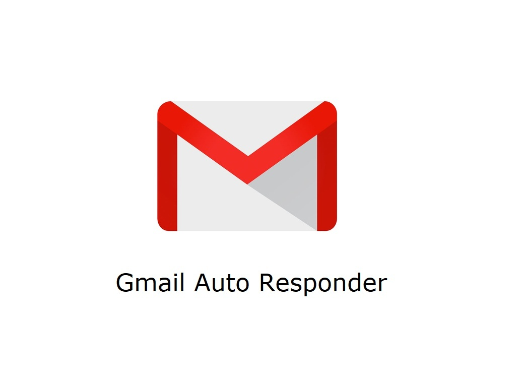 Simple Gmail Responder