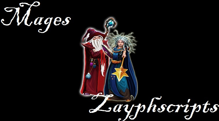 All scripts for mages!