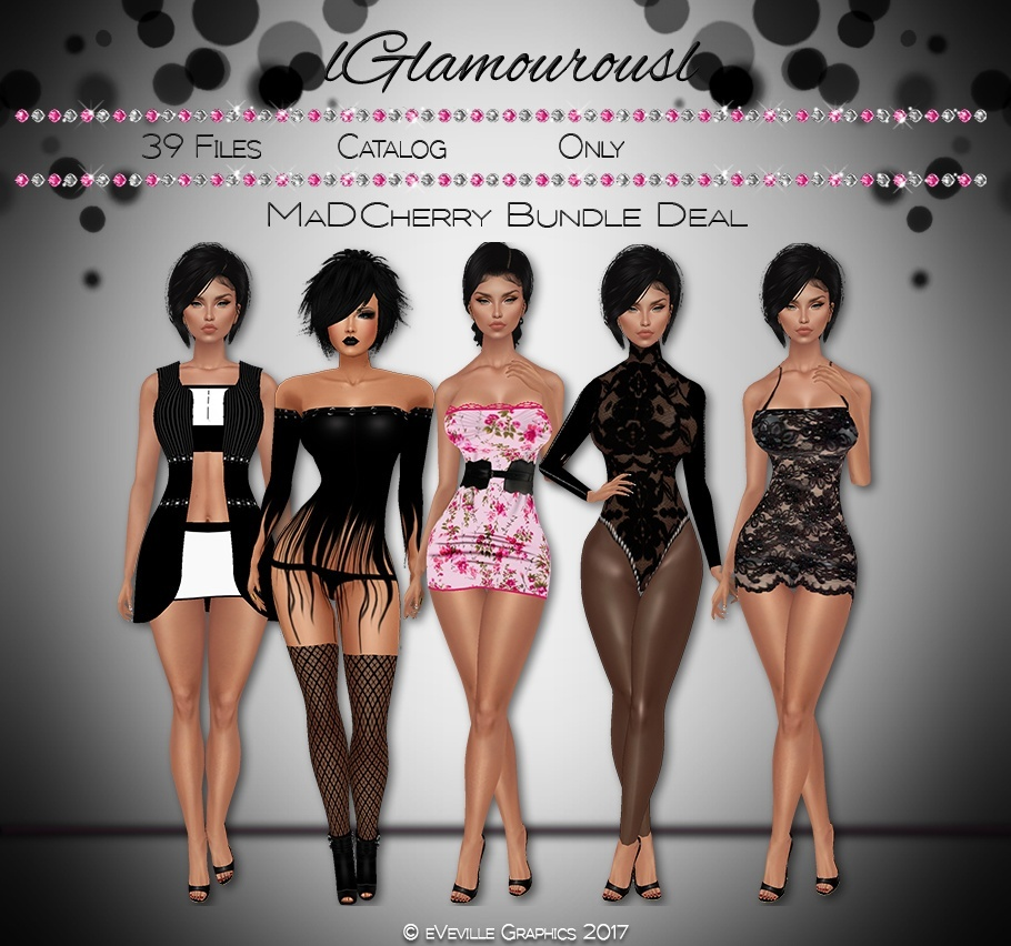 MaDCherry File Bundle Deal 35 Files~CATALOG ONLY~