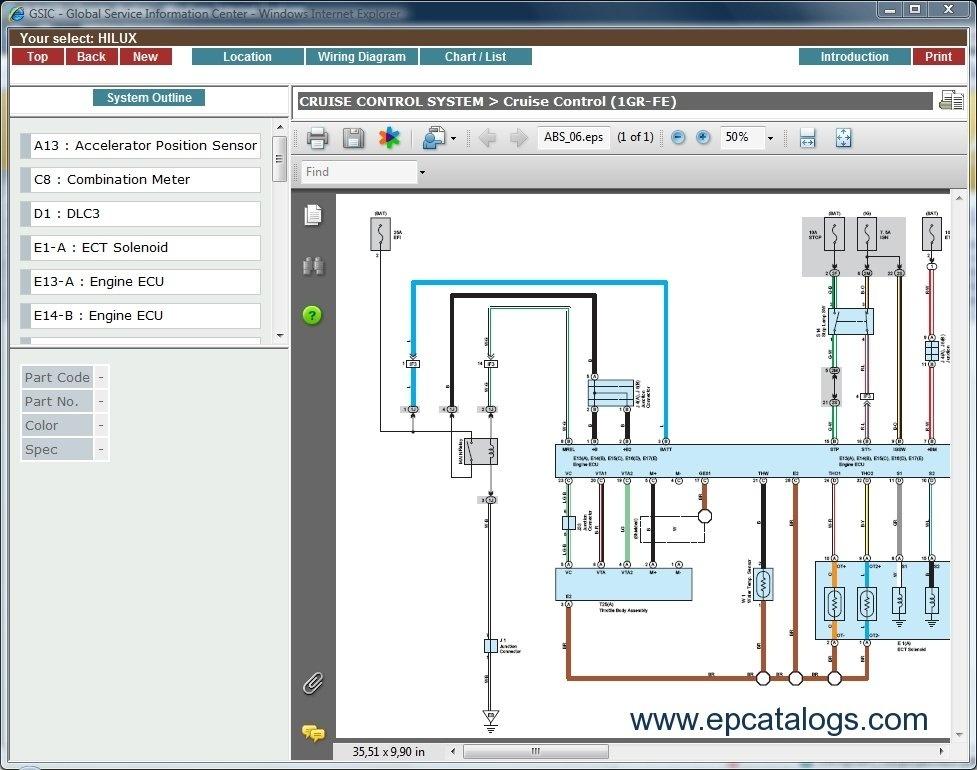 toyota hilux hi-lux vigo 2005 to 2013 workshop service toyota sienna seat wiring diagram free download toyota hilux wiring diagram free download