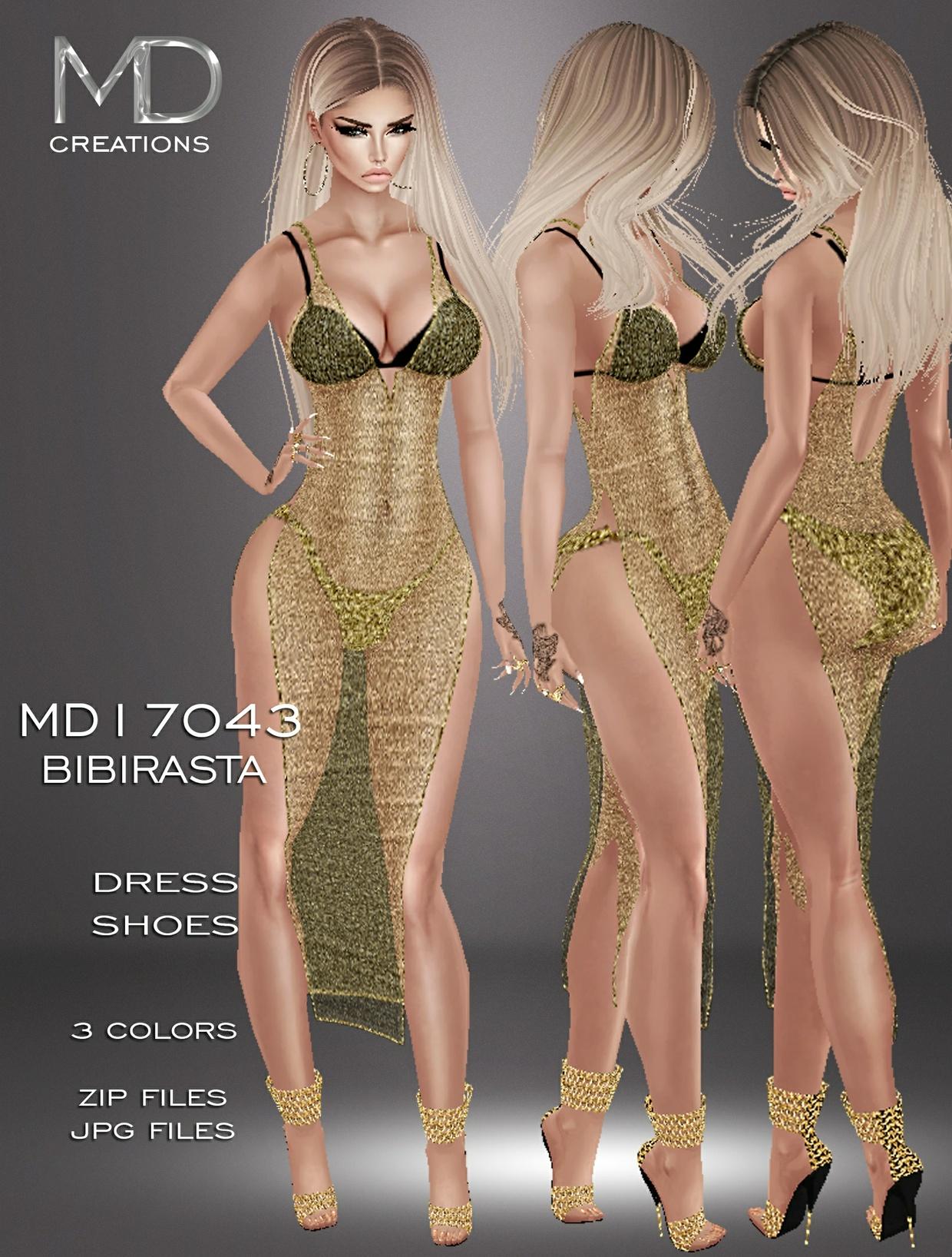 MD17043 - Bibirasta
