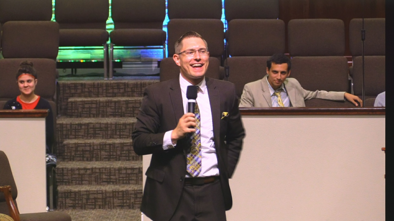 "Rev. Ryan Neer 06-25-17pm "" When Thou Art Converted "" MP3"