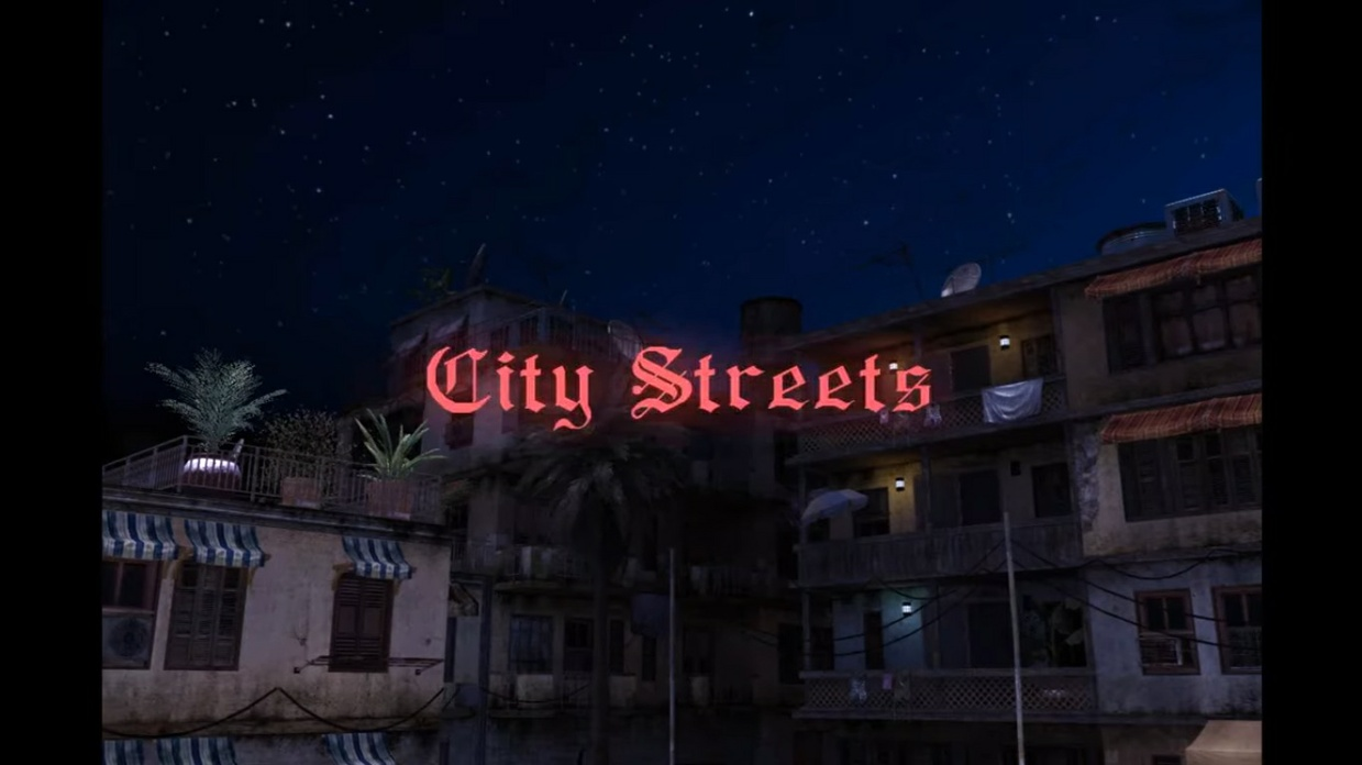 City Streets - Project File [SonyVegas13]