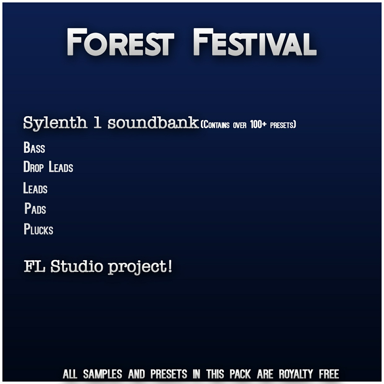 Forest Festival Soundbank