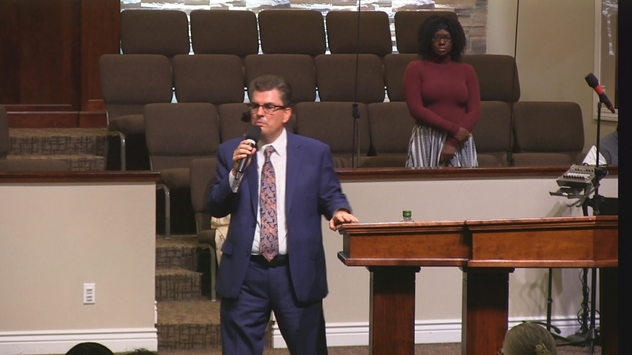 """Rev. Troy Fair 01-07-18pm """" Who Is Riding In Your Chariot? """" MP4"""