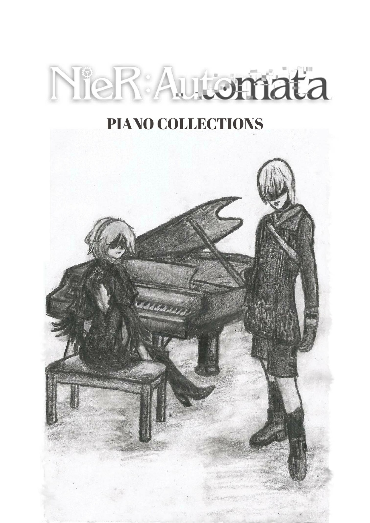 NieR Automata - Piano Collections