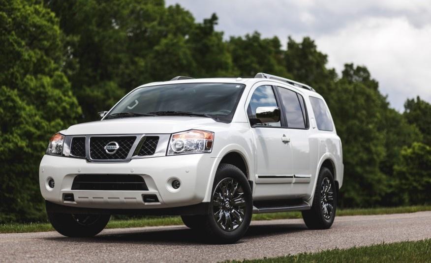 2015 Nissan Armada, OEM Service and Repair Manual (PDF).