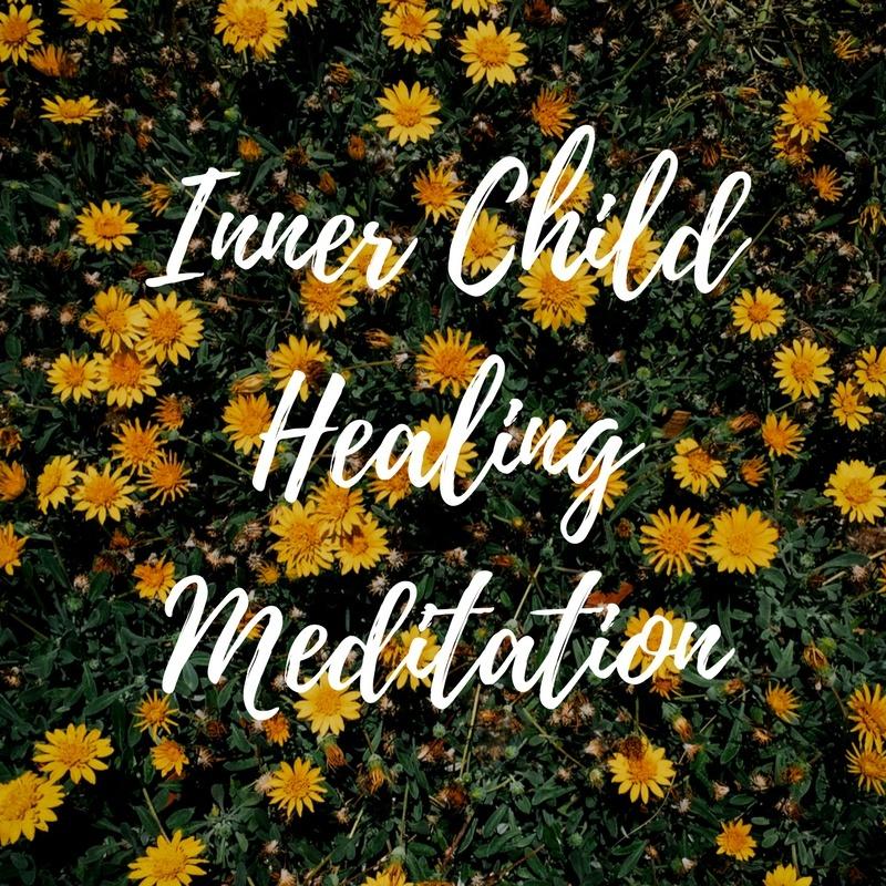 Guided Inner Child Healing Meditation