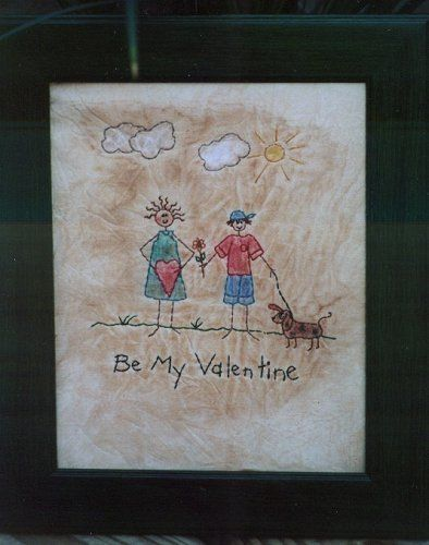 #333 Be My Valentine E Pattern