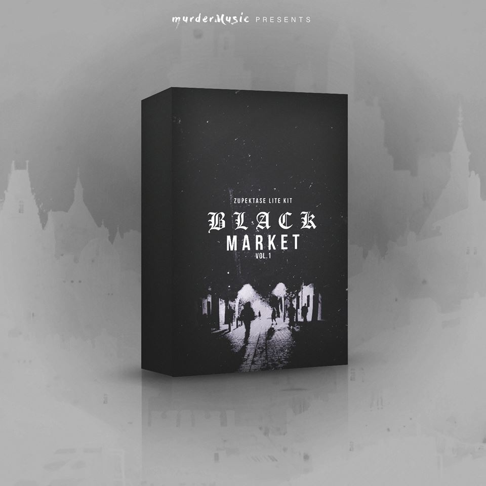 ZUPEKTASE LITE Kit - Black Market vol.1