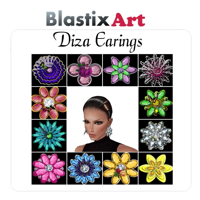 Diza earing collection