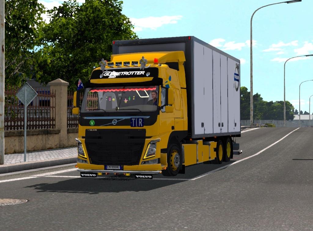 Volvo Fm13 Tandem  V1.0