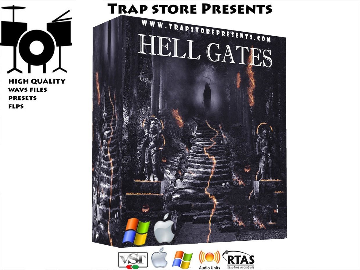 Trap Store Presents - Hell Gates [Gladiator]