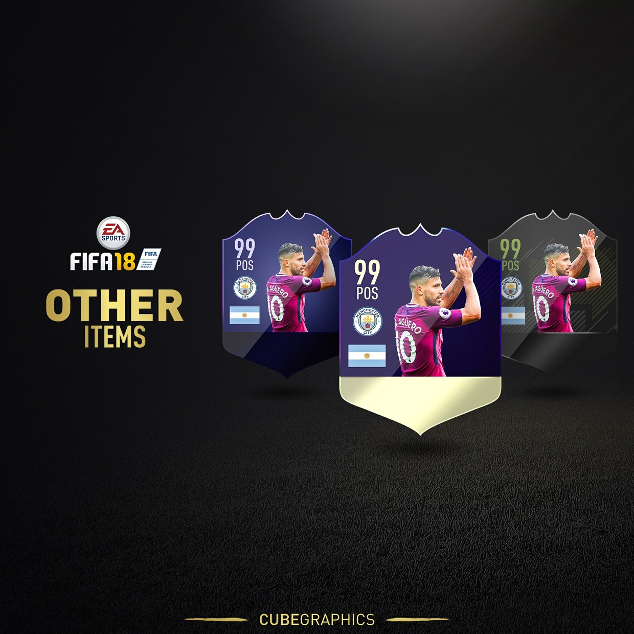 FIFA 18 SMALL SPECIAL CARDS PACK v1