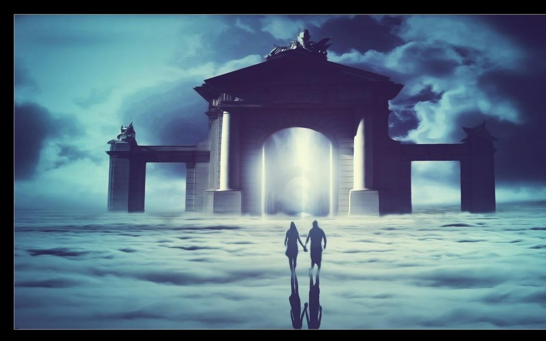 HEAVEN'S GATE (DARK AGGRESSIVE CHOIR PIANO UNDERGROUND HIP HOP BEAT)