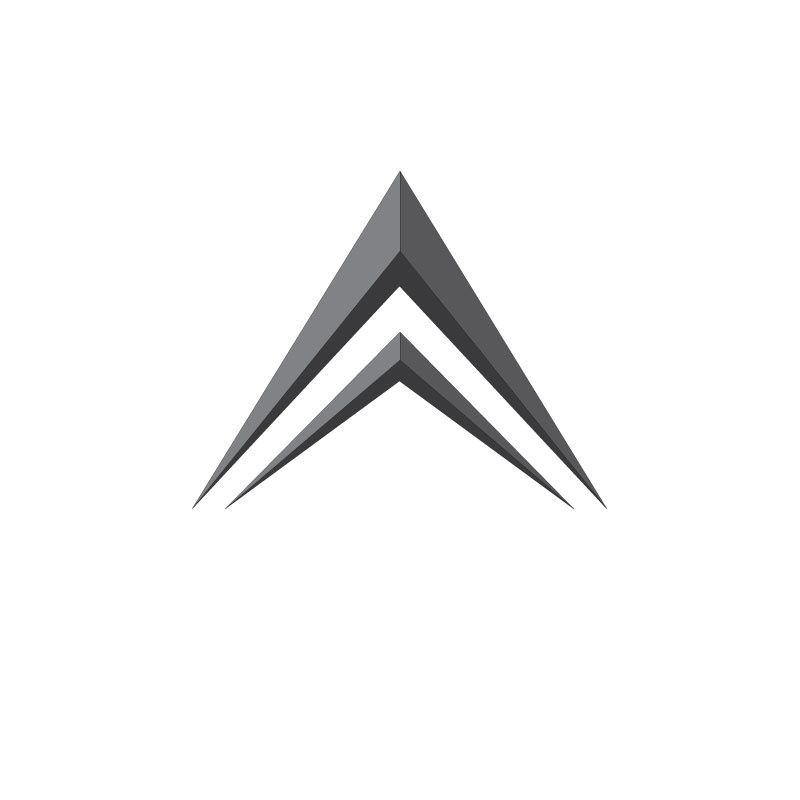 Custom A Logo