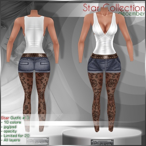2014 Star Outfit # 3