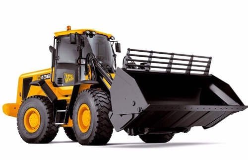 JCB 434S Wheeled Loader Service Repair Manual Download