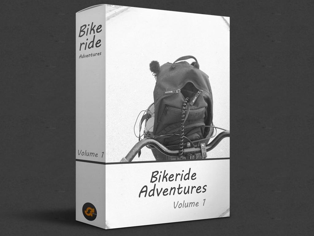 Bike ride Adventures Volume 1