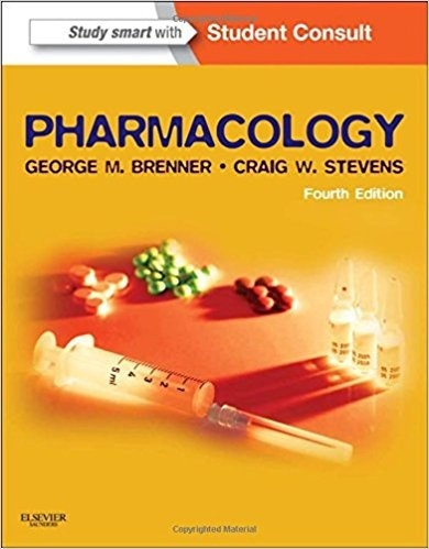 Pharmacology 4th edition ( PDF , eBook ) ( Instant download )