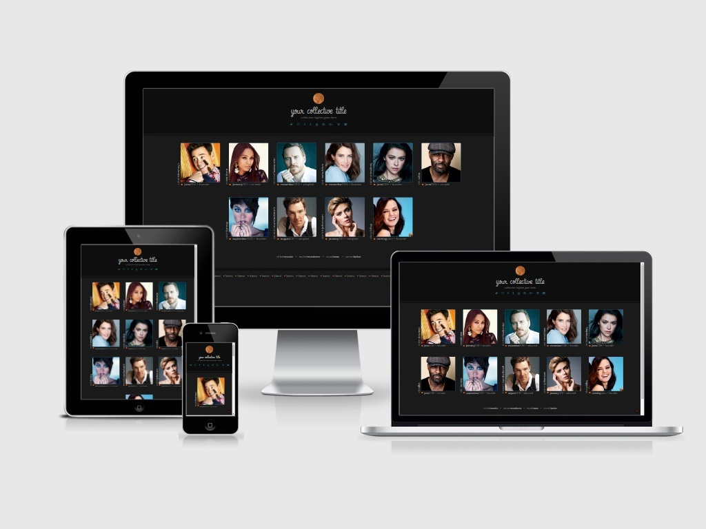 Collective Theme #02 (Responsive)