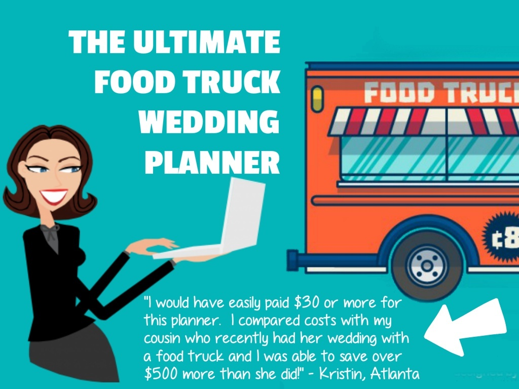 Food Truck Wedding Planner & Checklist