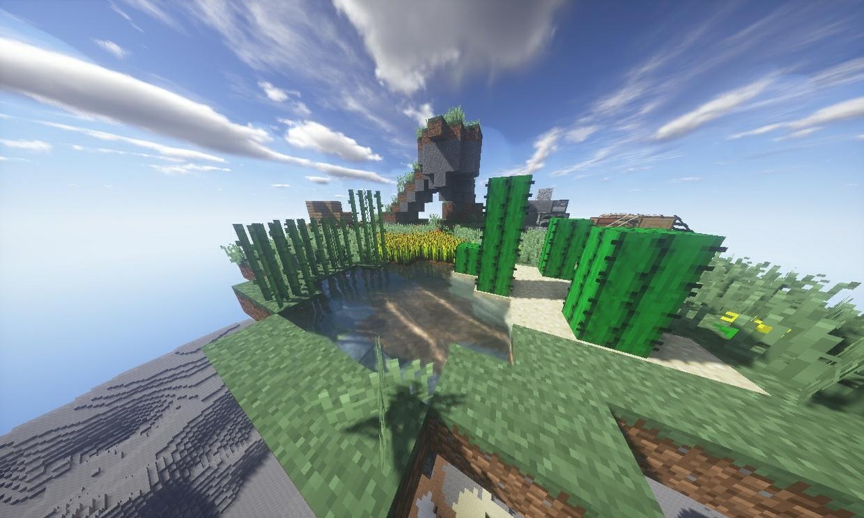 Custom Skyblock Island   AlexPGA