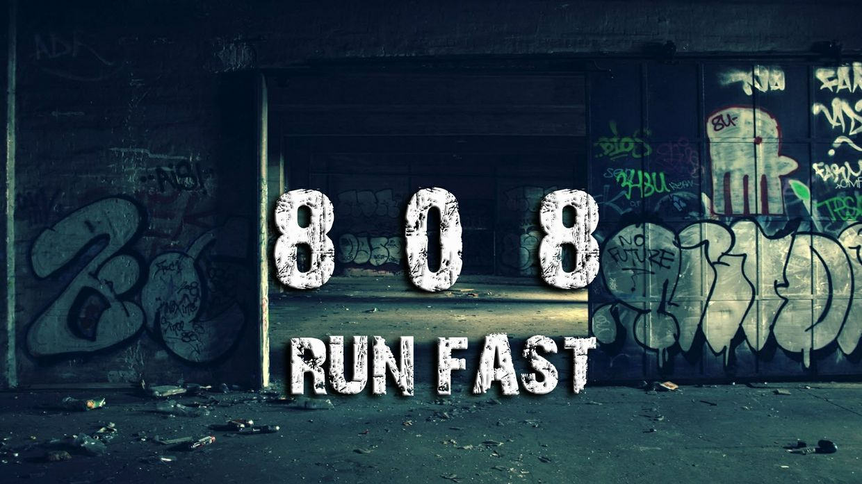 "808 Mafia hiphop beat/instrumental 2015 ""Run Fast"""