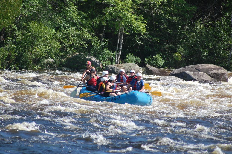 Penobscot Rafting 07/14/2017