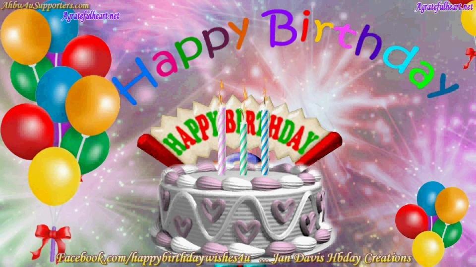 Happy Birthday Gif #16