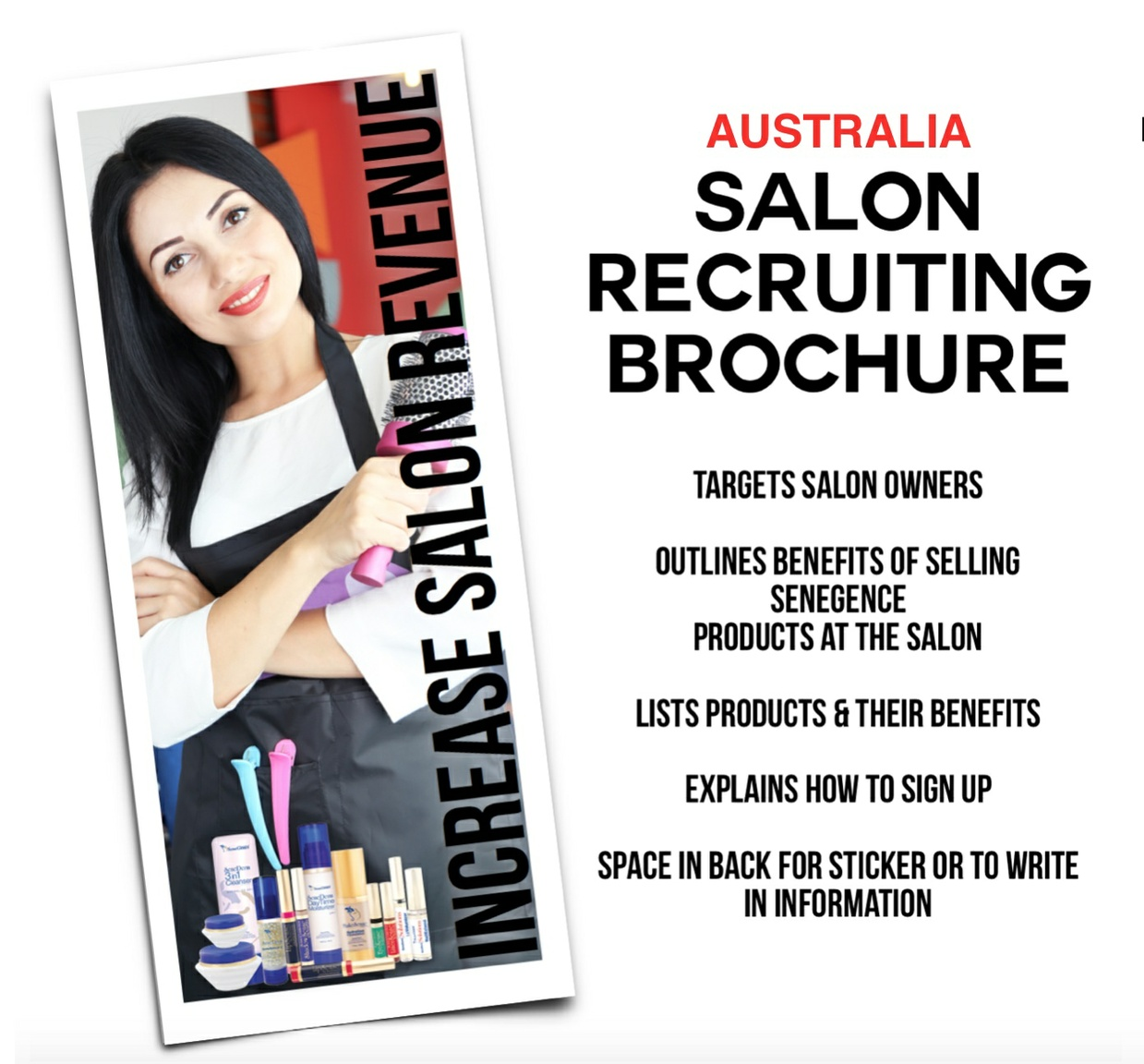 AUS - Salon Recruiting Brochure