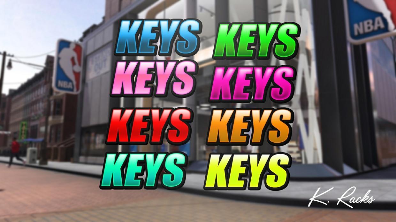iBall x Keys Thumbnail Pack