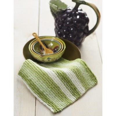 Basic Knit Dishcloth