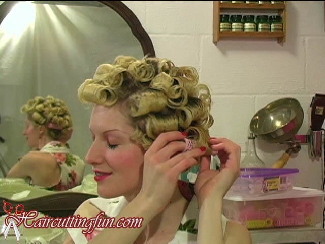 Kat's Vintage GE Bonnet Hair Dryer Time - VOD Digital Video on Demand