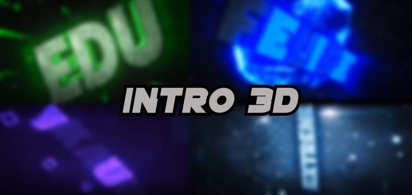 INTRO 3D (720p 60FPS)