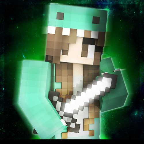 Minecraft Profile Picture (Style 2)
