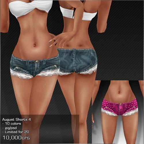2013 Aug Shorts # 4
