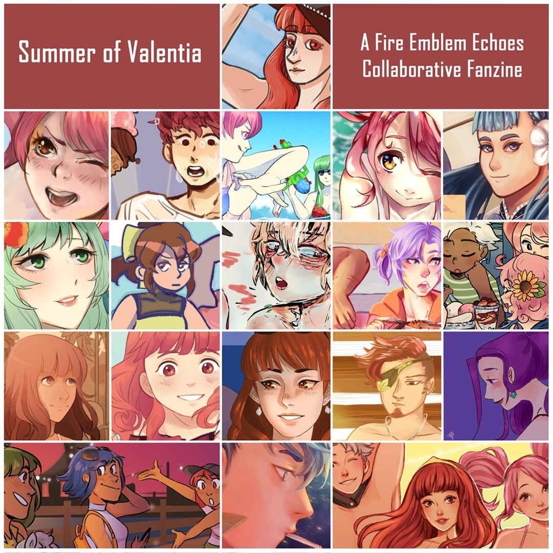Summer of Valentia PDF